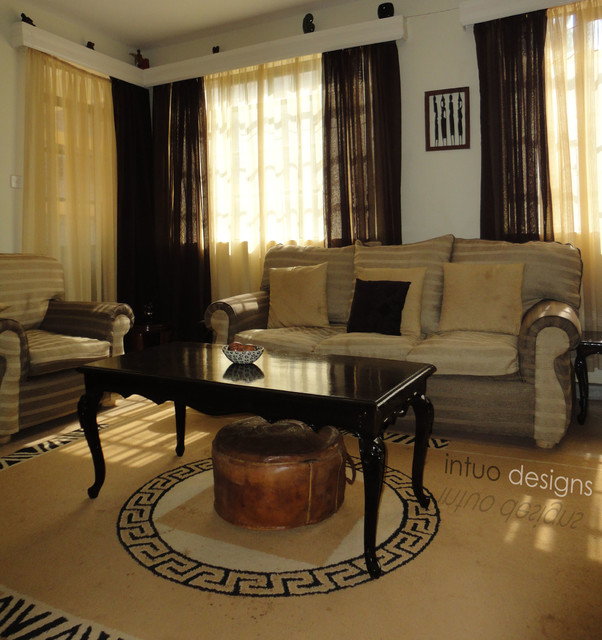 African Living Room Design Ideas: African Themed Living Room