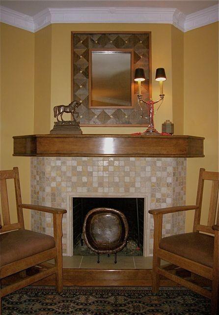 Jamie Snavley eclectic-living-room