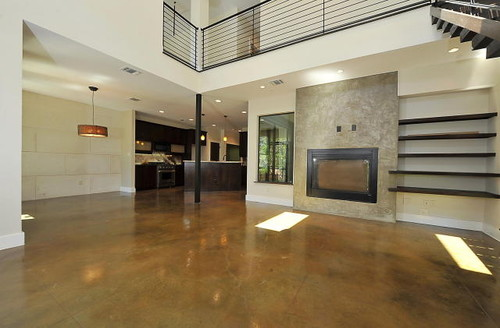 Is This Acid Treated Concrete Flooring Does Anyone Have