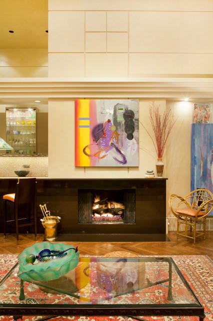 AK Penthouse contemporary-living-room