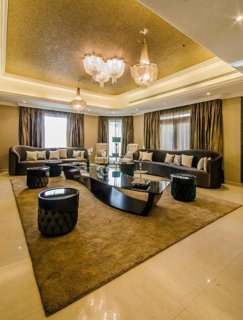 Al barsha dubai uea moderne salon other metro par for Al zubair furnishing interior decoration llc