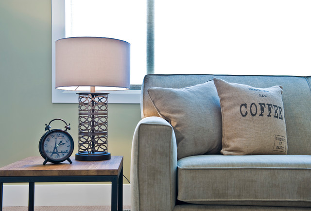 excellent furniture contemporary living room calgary crave   Alameda - Contemporary - Living Room - calgary - by Sticks ...