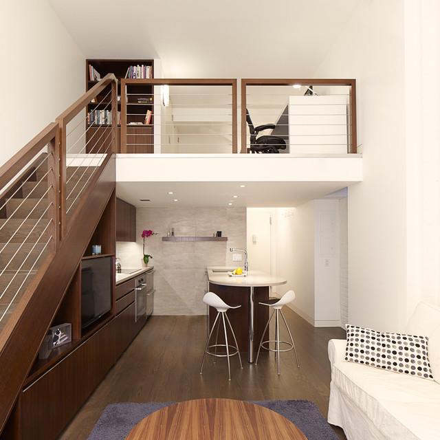 1722 Albert Street Apartments: Albert Building Loft Apartment