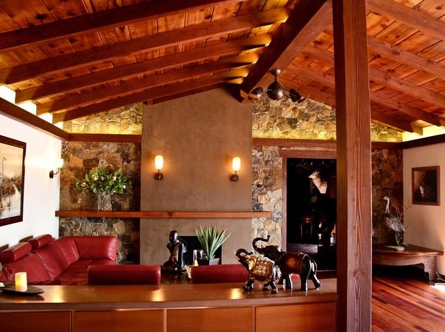 Albion point loma midcentury living room san diego Living room of point loma san diego ca