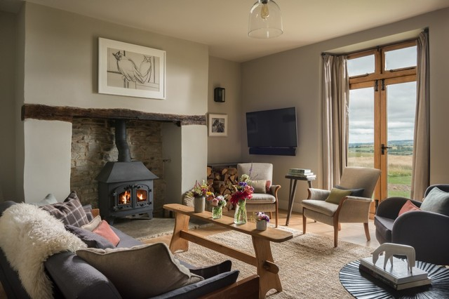 Cosy Living Rooms We D Love To Warm Up In This Winter Houzz Uk