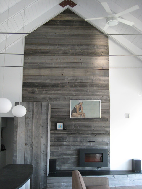 Algoma Retreat contemporary-living-room