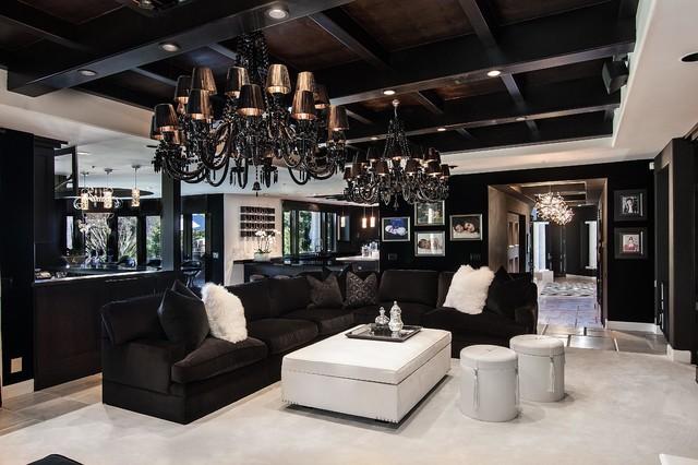 Aliso Viejo Contemporary Living Room Orange County By