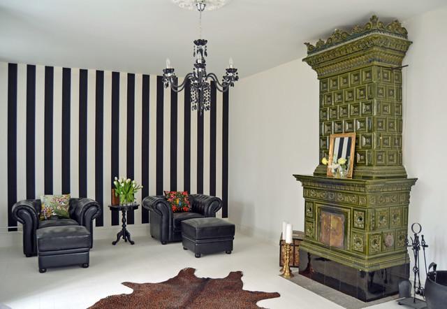 Allrum - en lounge med rymd och känsla sekelskiftes-vardagsrum