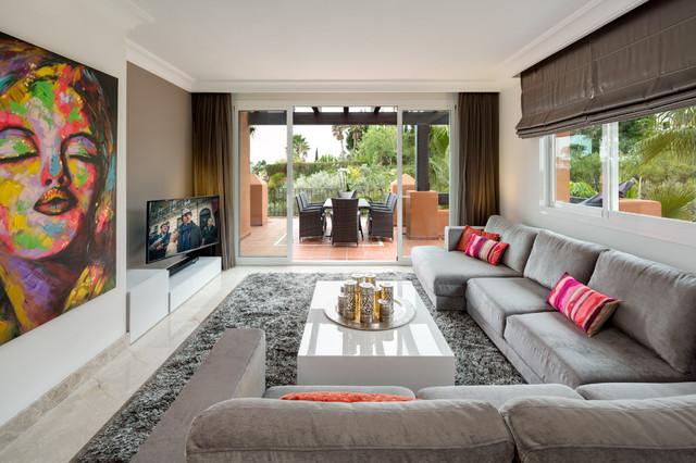 alminar de marbella contemporary living room other