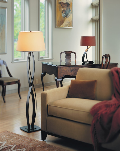 almost infinity floor lamp from hubbardton forge lighting