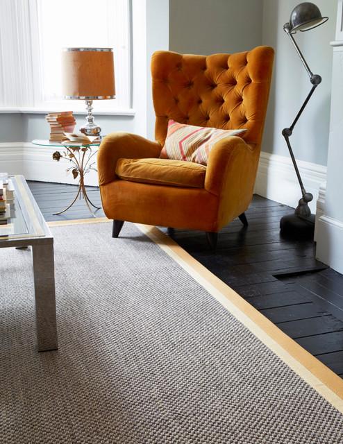 Alternative Flooring Custom Made Rug Contemporary