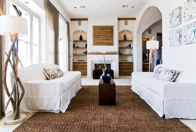 Alys beach partial interiors for Beach interiors