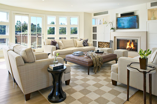 Designer\'s Touch: Living Rooms