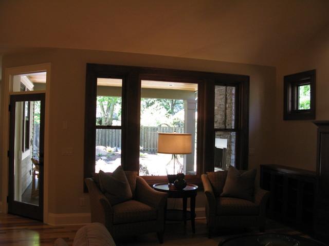 america traditional-living-room