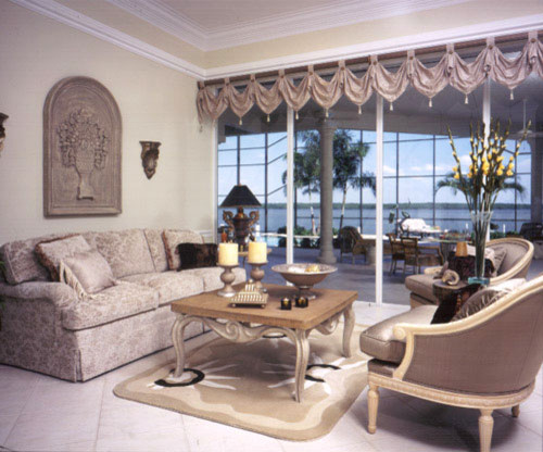 American & International Designs | Portfolio of Residential Interior Designs traditional-living-room