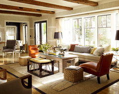American Beauty by Thom Filicia traditional-living-room
