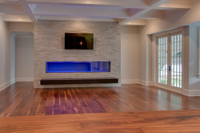 American black walnut wide plank wood floor in charlotte for Hardwood floors charlotte nc