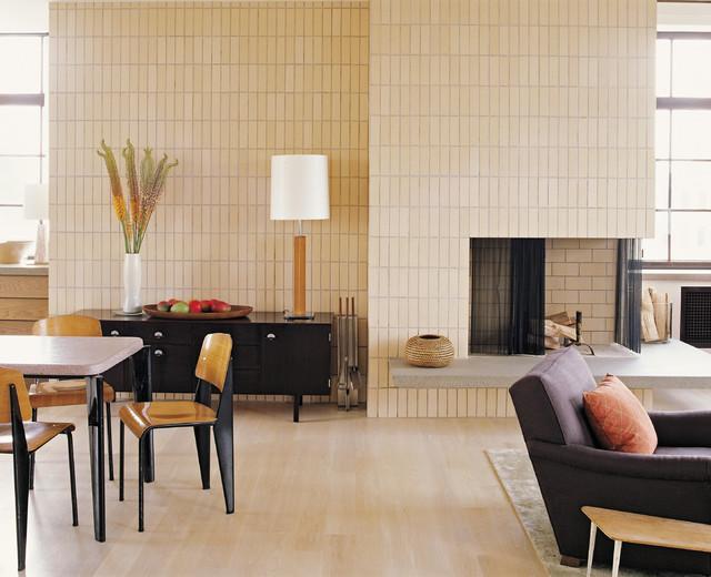 American Modern Thomas O 39 Brien Midcentury Living Room