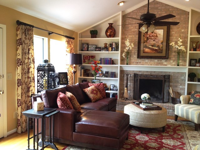 Amy Conroy traditional-living-room
