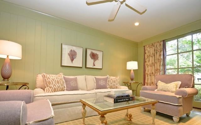 Amy Gibbs Interior Design Modern Living Room
