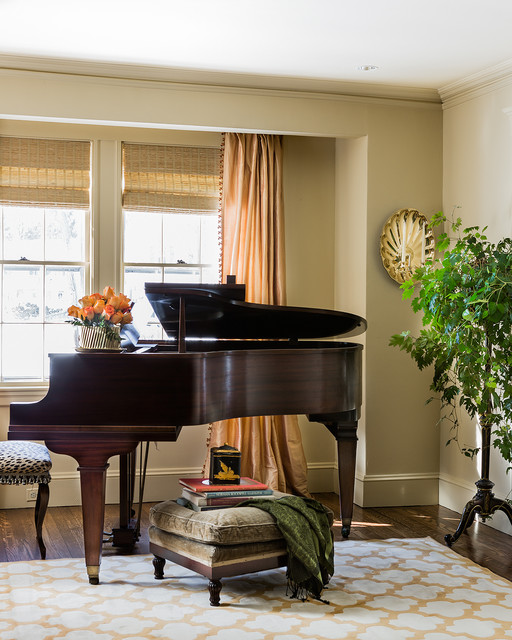 An elegant space traditional living room other by for Elegant traditional living rooms
