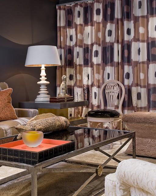 Ana Donohue Interiors contemporary-living-room
