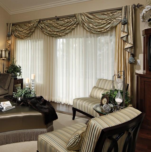 Anaheim Hills traditional-living-room