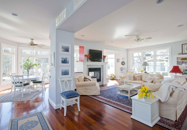 Annapolis home magazine march 2013 traditional living for Houzz magazine