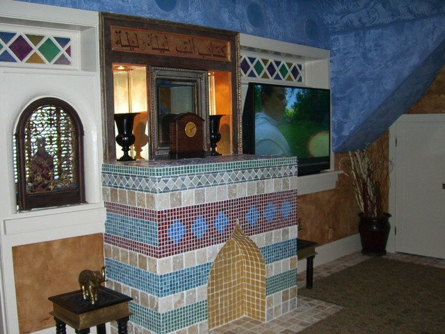 Anniversary Inn, Logan, Utah eclectic-living-room