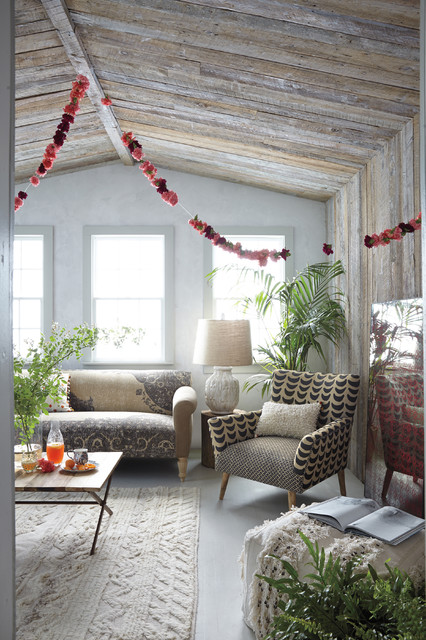 Living The Anthropologie Way Of Life Living Rooms: Anthropologie