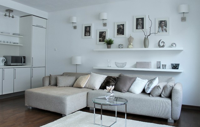 Nice Modern Living Rooms : All Rooms / Living Photos / Living Room