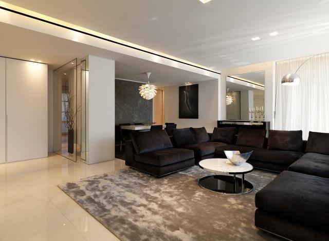 Apartment in san siro milan italy modern living for Galbiati arreda