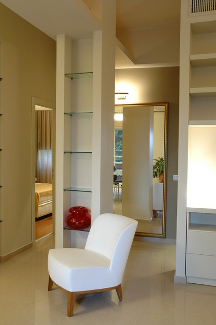 apartment in tel aviv modern-living-room