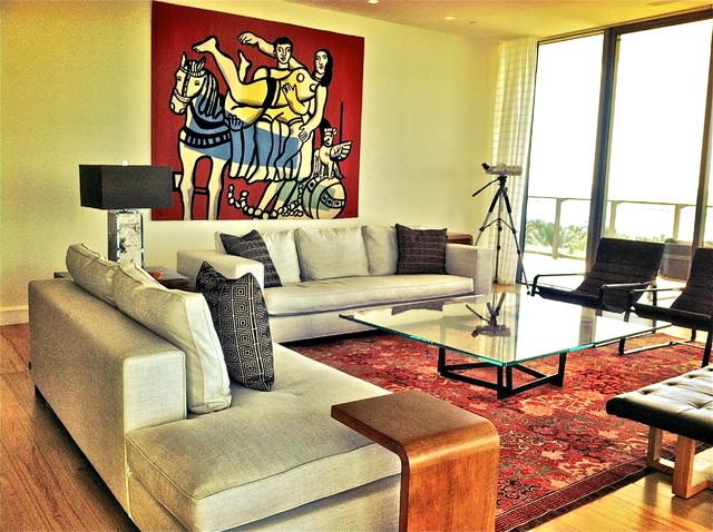 Apogee modern-living-room