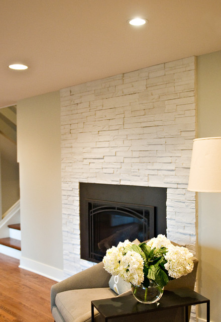 Applewood West Residence traditional-living-room