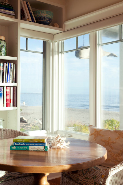 Aptos California Beach Style Living Room Other By