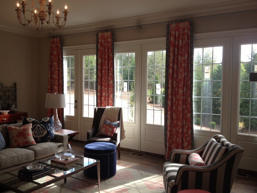 Arc Designer Showhouse Greensboro Transitional Living Room Other Window Works
