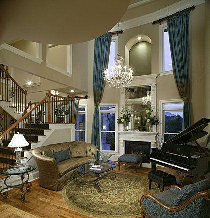 Architect Boye mediterranean-living-room