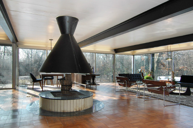 Architect - Jack Viks modern living room