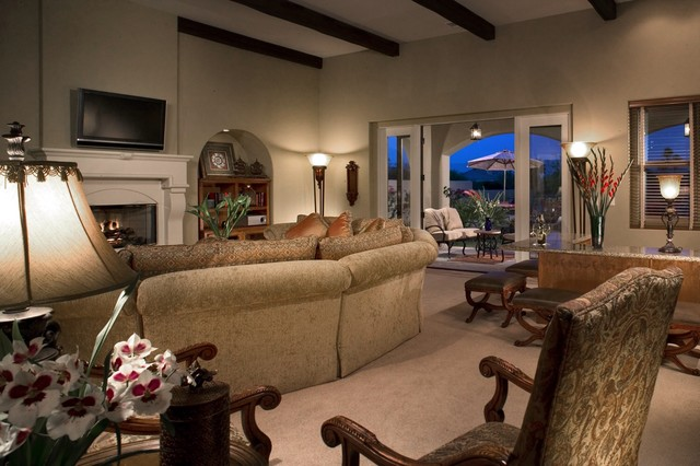 Architectural Portfolio traditional-living-room