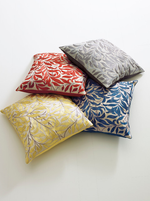 Arden Pillows - Traditional - Living Room - Boston - by Company C