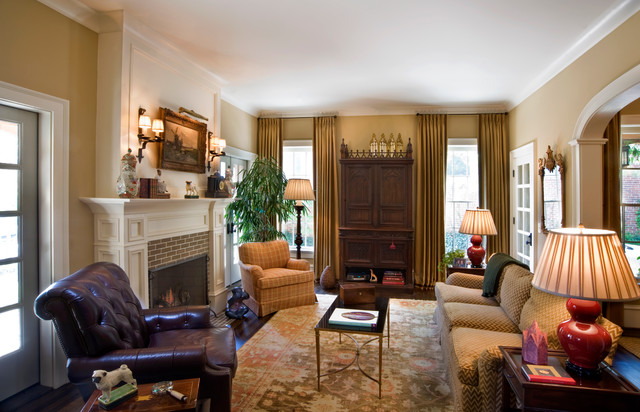 Arlington Place - New Construction traditional-living-room