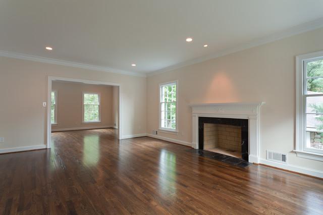Arlington Remodel traditional-living-room