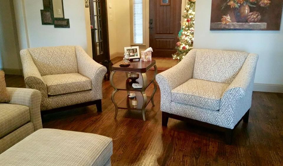 Arlington, Texas Living Room