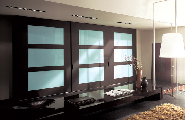 Armadio Sliding Wardrobe Modern Living Room
