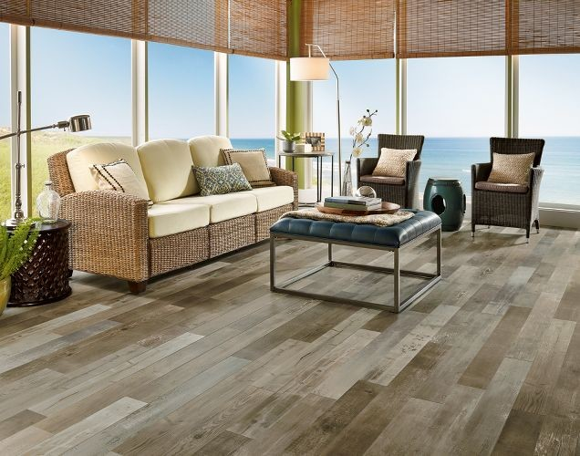 Armstrong Laminate Architectural Remnants Living Room