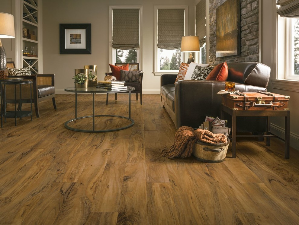 Attractive and Durable Flooring Ideas for the High-Traffic Areas in Your Home