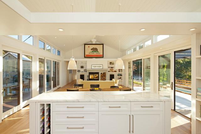 Arroyo Grande Modern Farmhouse farmhouse-living-room