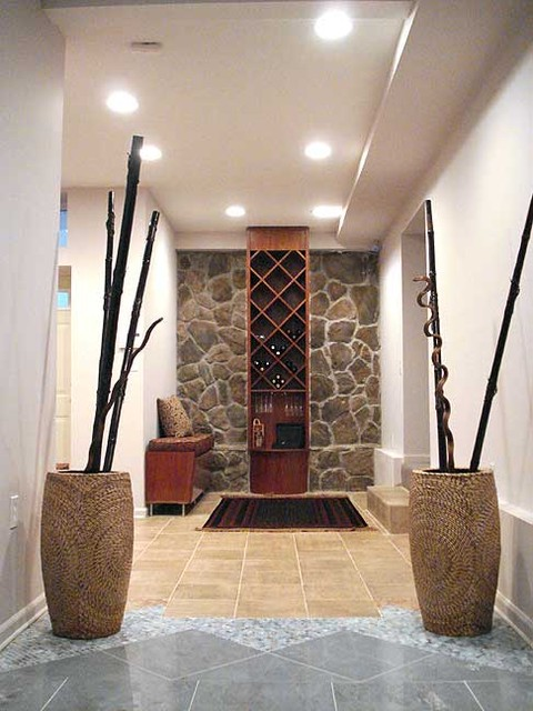 Art and Hammer contemporary-living-room
