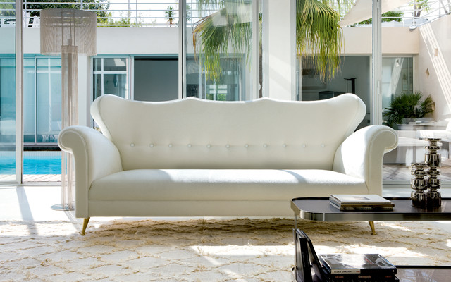 Genial Art Deco   Miami Style! Modern Living Room